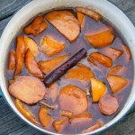Stove Top Candied Sweet Potatoes by Angela Robert