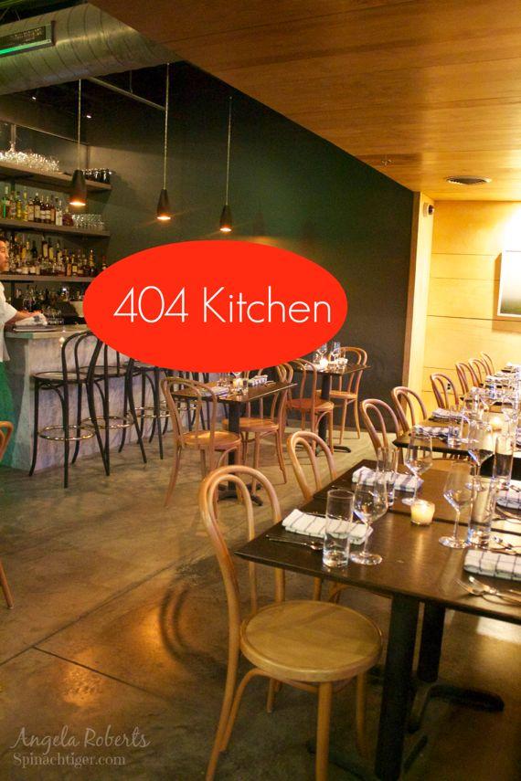 The 404 Kitchen & Hotel in Nashville