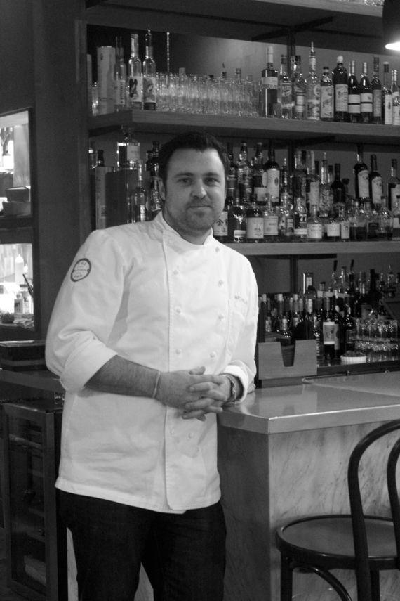 Chef Matt Bolus of 404 Kitchen