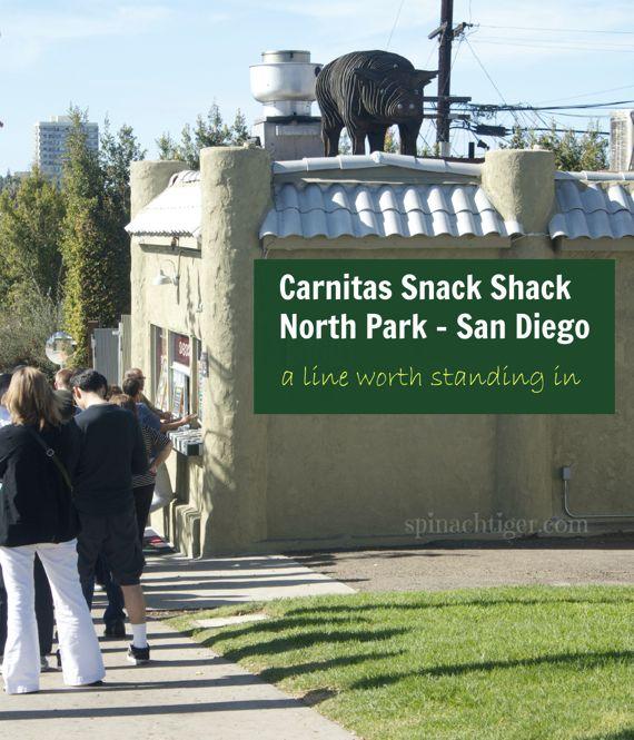 Angela Roberts Carnitas Snack Shack Review