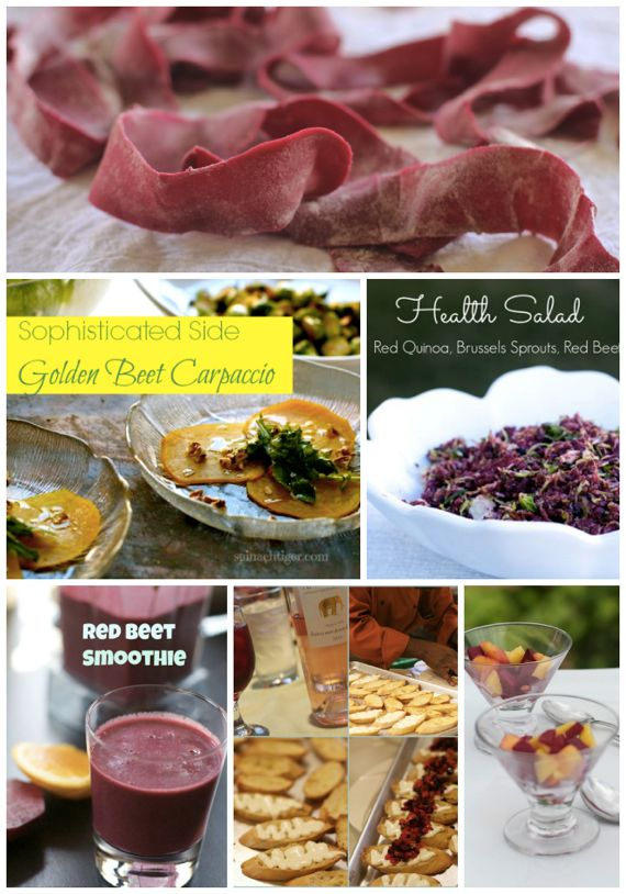 25 Beet Recipes and Are Red Beets an Aphrodisiac?