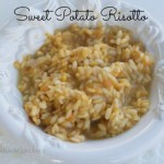 Sweet Potato Risotto by Angela Roberts