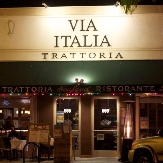 Via Italia Trattoria, Authentic Italian Restaurant