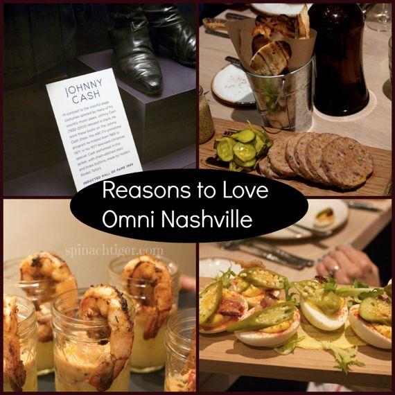 Omni Nashville Kitchen Notes by Angela Roberts