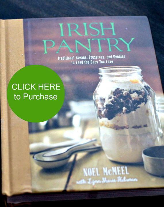 Irish Pantry Cookbook by Noel McMeel by Angela Roberts
