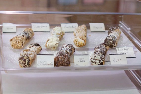 Cannoli from DeSano PIzza Kitchen by Angela Roberts