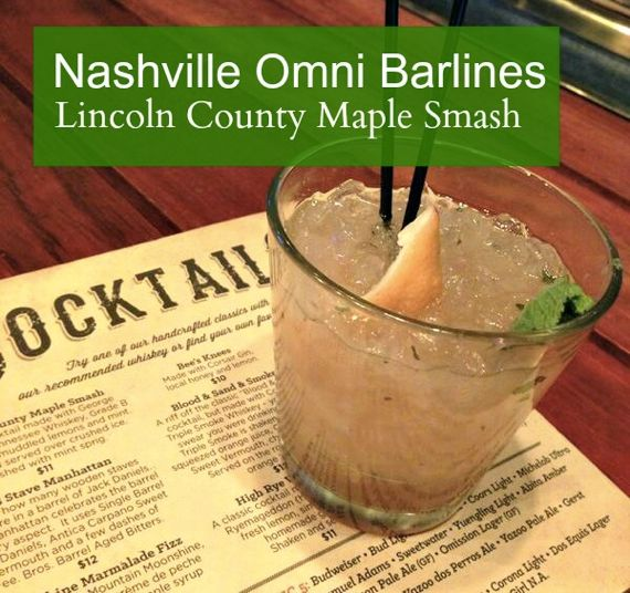 Lincoln County Maple Smash at Barlines