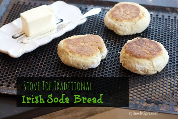 Review of Irish Pantry and Traditional  Stove Top Soda Bread by Angela Roberts