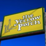 The Yellow Porch Restaurant in Nashville by Angela Roberts
