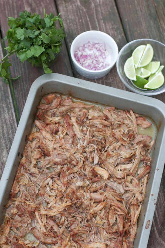 Easy Carnitas, Slow Cooker or Dutch Oven by Angela Roberts