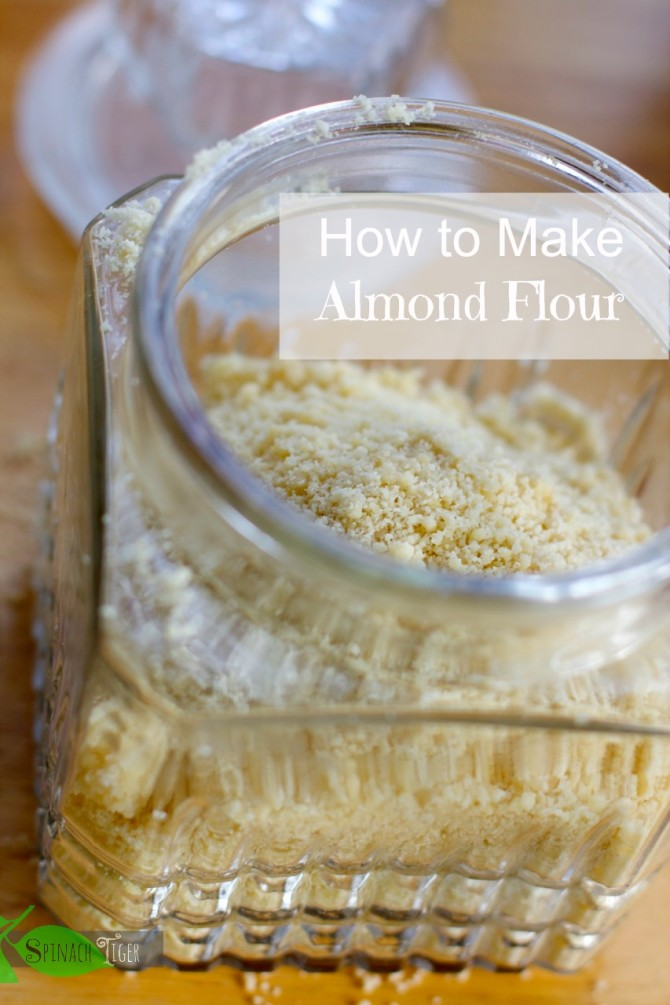 How to Make Almond flour for Macarons by ANgela roberts