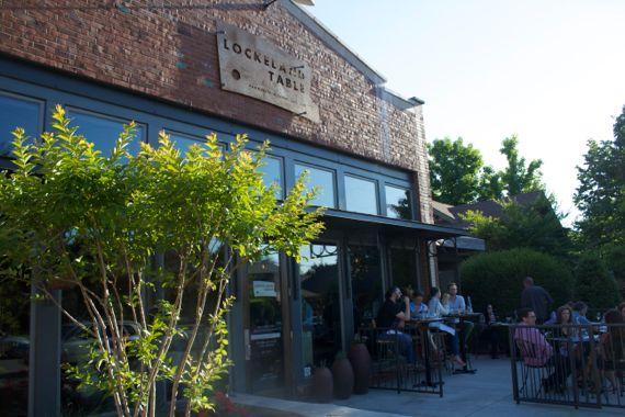 Lockeland Restaurant by angela roberts
