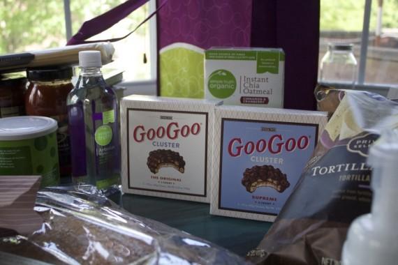 Fresh Goo Goo Clusters at Kroger by Angela Roberts