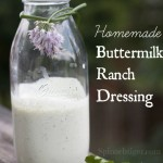 Buttermilk Dressing by Angela Roberts