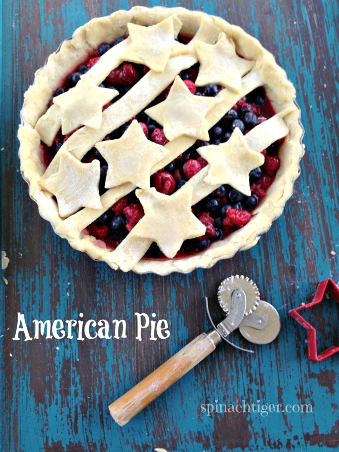 American Pie by Angela Roberts