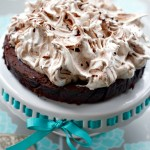 Flourless Mexican Chocolate Cake by Angela Roberts
