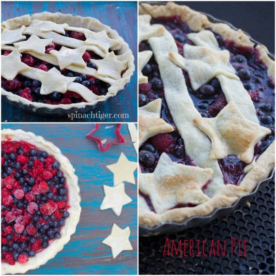 Red White & Blue American Pie from Angela Roberts