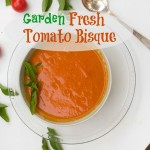 Tomato Bisque Recipe by Angela Roberts