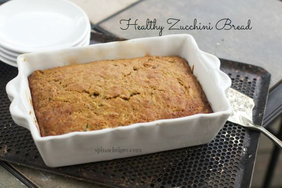 Healthy Zucchini Bread2 by Angela Roberts
