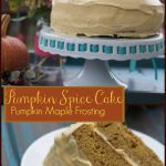Pumpkin Spice Cake Recipe by Angela Roberts