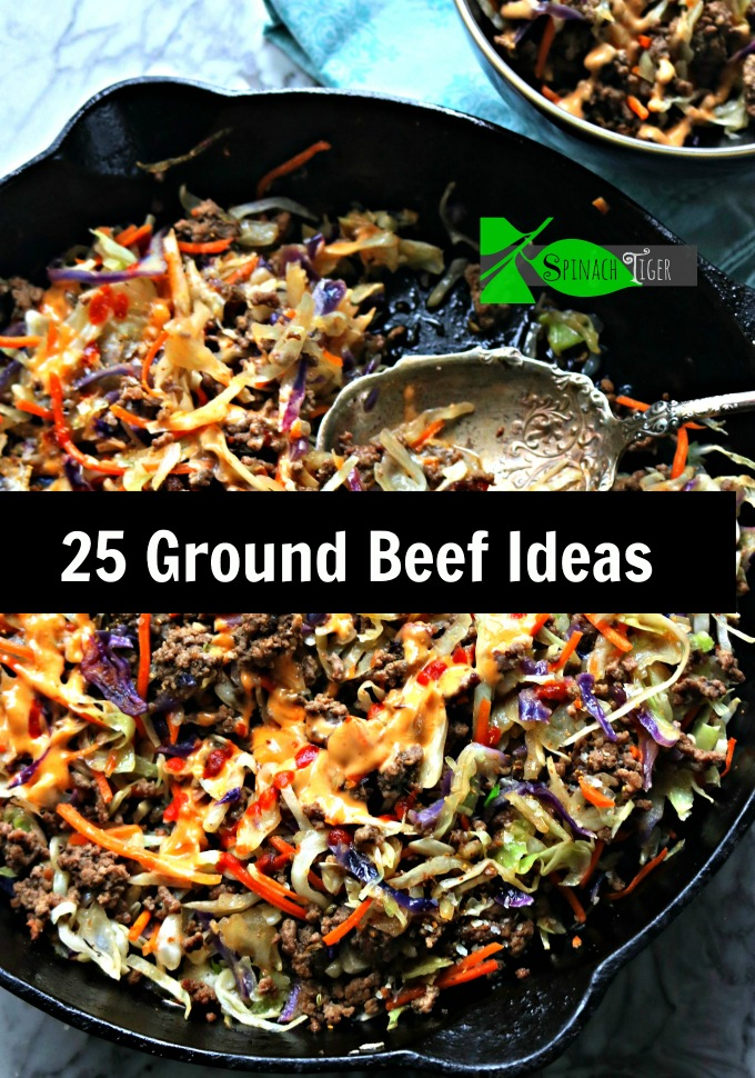 Ground Beef Ideas