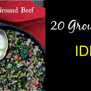 Ground Beef Ideas and Ricotta Stuffed Meatballs