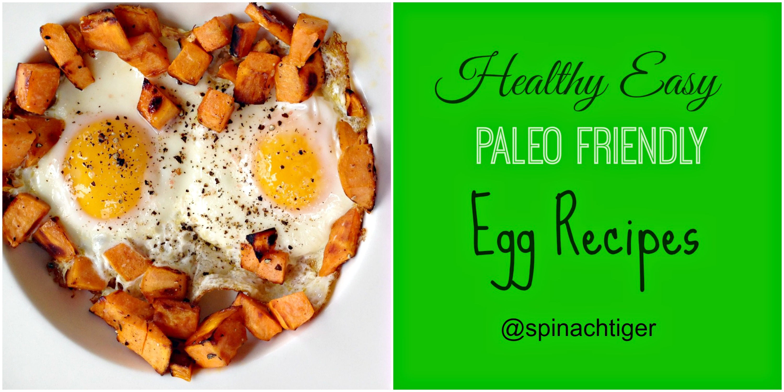 easy healthy breakfast with eggs by Angela Roberts