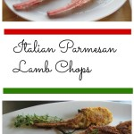 Cooking Italy: Parmesan Crusted Lamb Chops