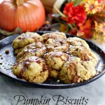Old Fashioned Buttermilk Biscuits with Pumpkin by angela roberts