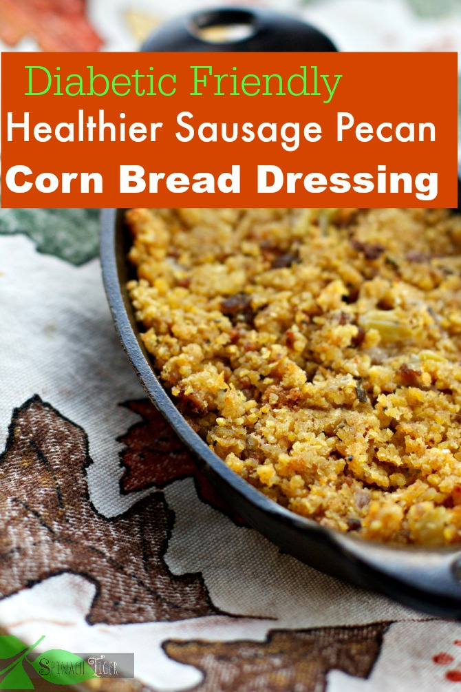 Easy Stuffing Recipes: Corn Bread Dressing