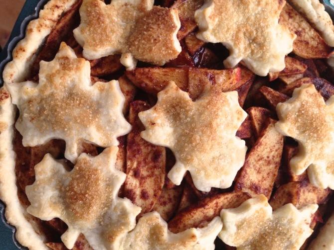 Apple PIe Video. Best apple pie desserts from Spinach Tiger
