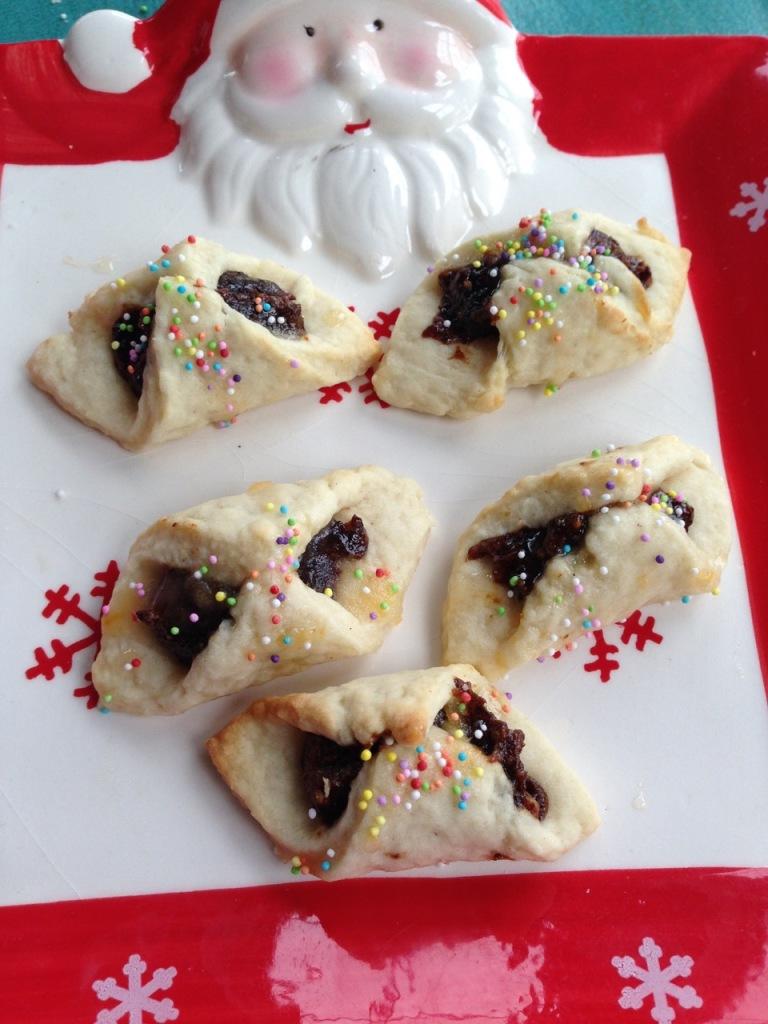 Cucidate Sicilian Fig Cookies by Angela Roberts
