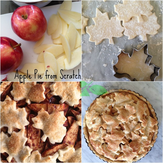 Apple Pie From Scratch by Angela Roberts
