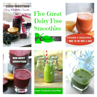 My Favorite Smoothie Recipes without Yogurt