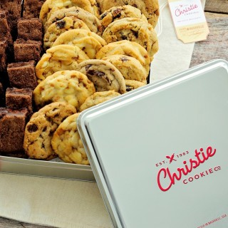 Nashville Based Christie Cookies Co. and a Valentine's Cookie Giveaway
