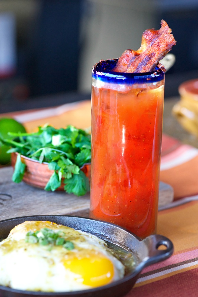 St. Anejo Brunch by angela roberts
