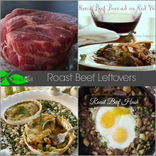 My Favorite Leftover Roast Beef Recipes