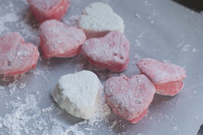 Homemade Marshmallows egg free by angela roberts