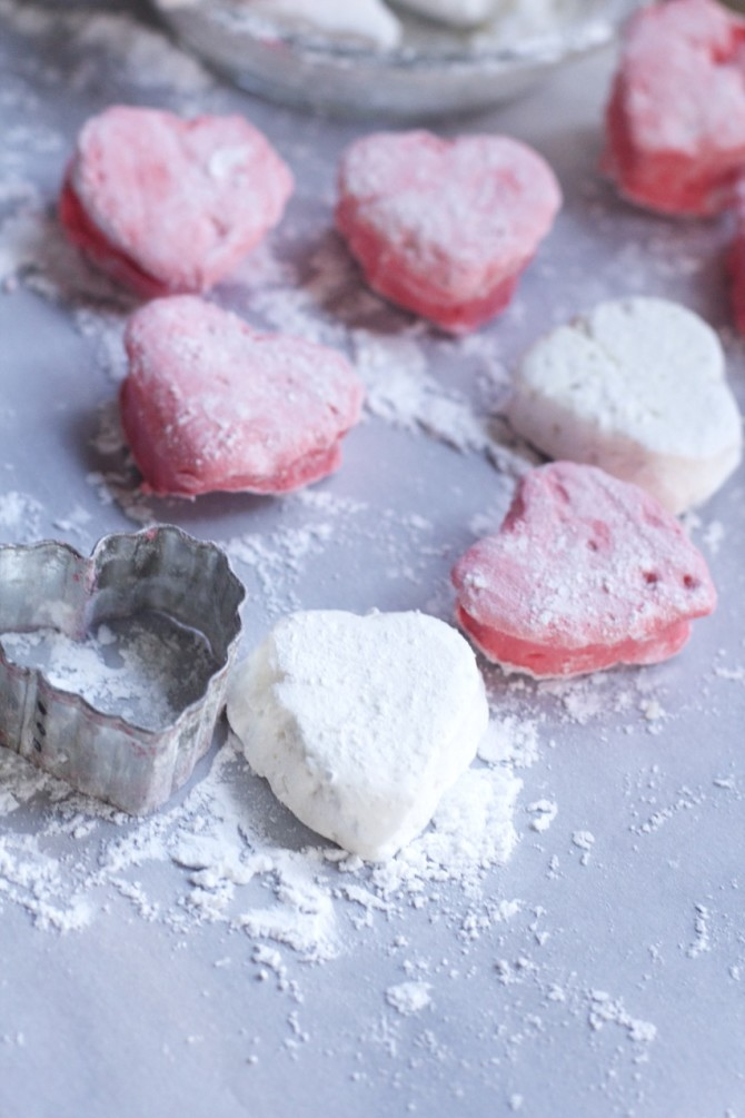 Homemade Marshmallows by Angela Roberts
