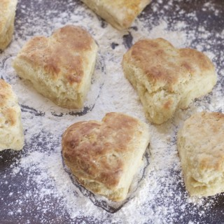 Angel Biscuit Recipe by Angela Roberts