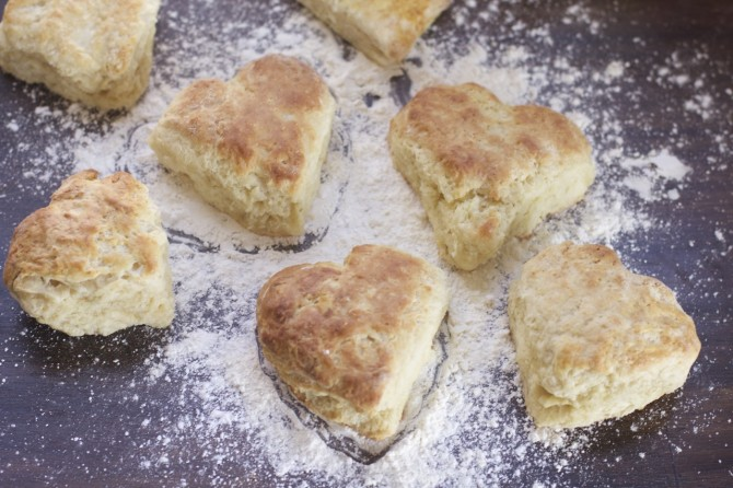 angel biscuit recipe with yeast