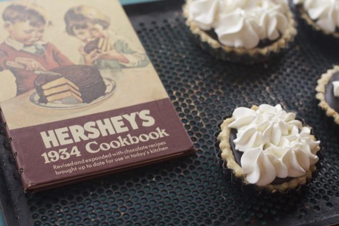 Hershey's Cocoa Cream Pie by Angela Roberts