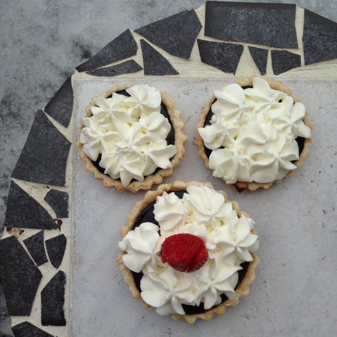 Hershey's Cocoa cream Pie by Angela Robert