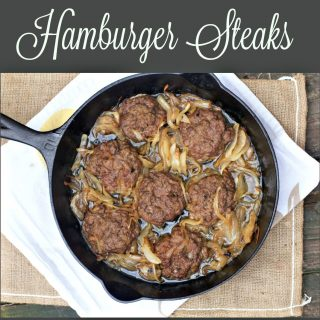 Easy Hamburger Steak Recipes