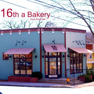 Sweet 16th Street A Bakery in East Nashville