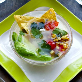 spicy tortilla soup by angela roberts