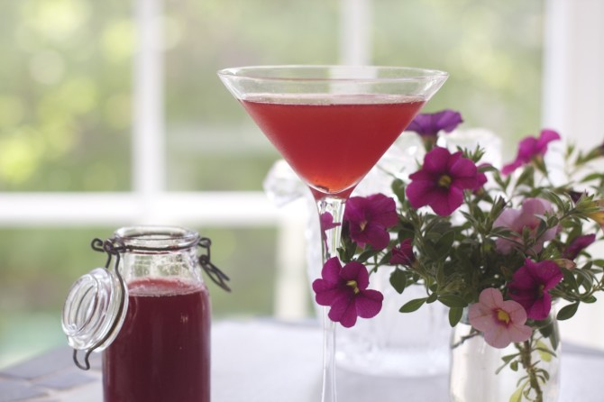 Strawberry Martini Recipe 2 by angela roberts