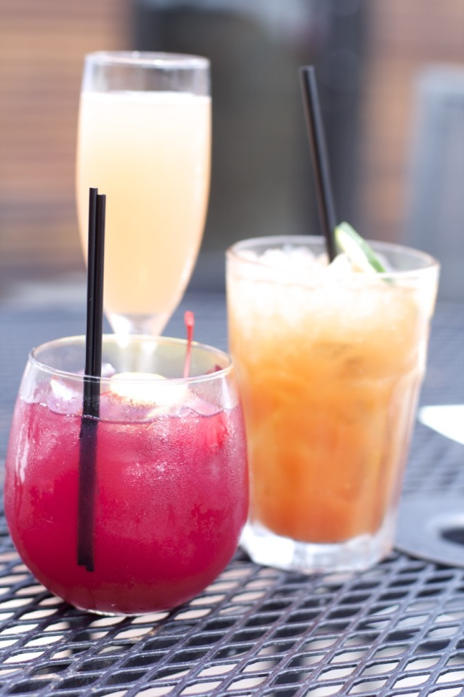 Brunch Cocktails at the Tavern in Nashville by Angela Roberts