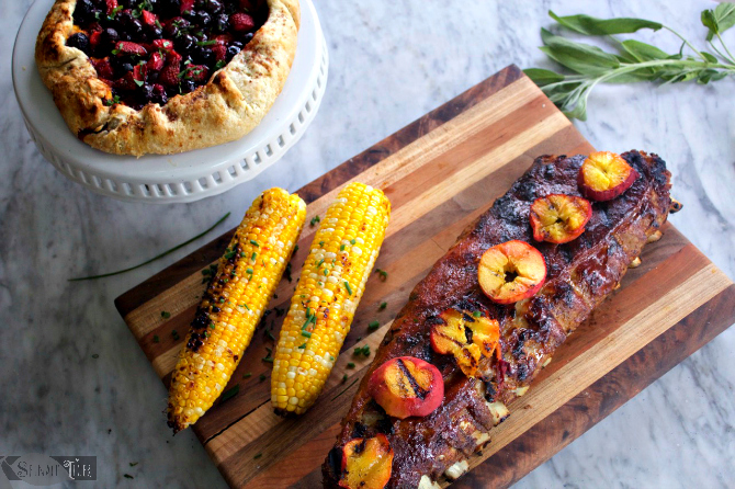 How to Grill Baby Back Ribs by Angela Roberts