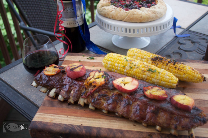 How to Grill Ribs by angela roberts